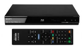 Sony BDP-S360 Blu Ray Player
