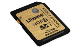 Kingston SDHC UHS-I Ultimate SDA10/32GB