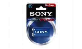 Sony Μπαταρία Alkaline Stamina Plus 9V 6AM6B1D