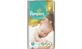 Pampers Πάνες Premium Care (54τεμ) No1 (2-5kg)