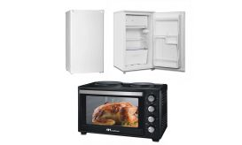 Φοιτητικό Πακέτο Νο1 2018 ( Ψυγείο , Κουζίνα )