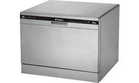 Candy CDCP 6/ES Επιτραπέζιο Πλυντήριο Πιάτων Ασημί