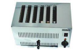 COLORATO CLT-625SS Επαγγελματική Φρυγανιέρα-τοστιέρα