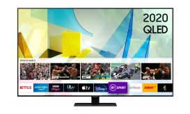 Samsung QE55Q80TATXXH Ultra HD Smart QLED Τηλεόραση