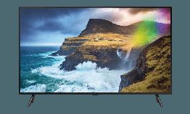 Samsung QE65Q60RATXXH Smart Τηλεόραση QLED