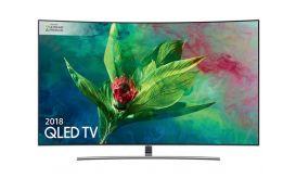 Samsung QE65Q8CN Curved Smart Τηλεόραση QLED με Δορυφορικό Δέκτη