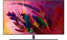 Samsung QE82Q6FN Smart Τηλεόραση QLED με Δορυφορικό Δέκτη