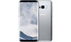 Samsung Galaxy S8+ Arctic Silver 64GB Smartphone