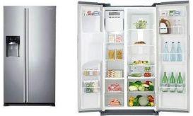Samsung RS7547BHCSP Ψυγείο Ντουλάπα