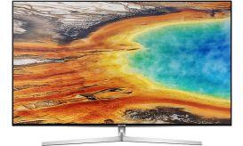 Samsung UΕ55ΜU8002 Smart Τηλεόραση LED με Δορυφορικό Δέκτη