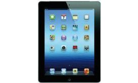 Apple iPad 3 WI-FI 64GB BLACK (64GB)