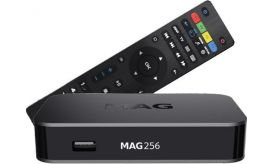 Infomir MAG 256 Multimedia Player Set Top Box