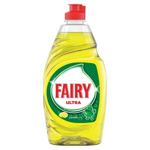 Fairy Ultra Λεμόνι υγρό πιάτων 400ml 4084500719231