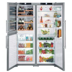 Liebherr SBSes 8486 Ψυγείο Ντουλάπα