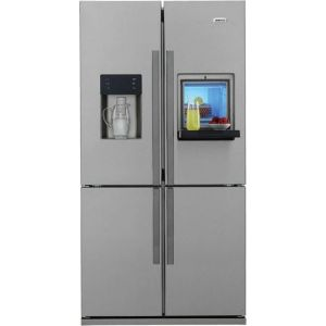 Beko GNE 134620 X Ψυγείο Ντουλάπα