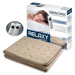 Imetec Relaxy 6221C 804Α4 Διπλή Ηλεκτρική Κουβέρτα