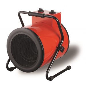Eurolamp 147-29500 Αερόθερμο Επαγγελματικής Χρήσης 5000W