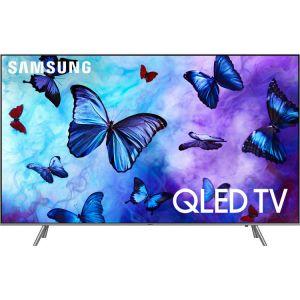Samsung QE75Q6FN Smart Τηλεόραση QLED με Δορυφορικό Δέκτη