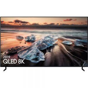 Samsung QE65Q950RBTXXH Smart Τηλεόραση 8K QLED με Δορυφορικό Δέκτη