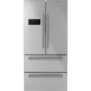 Beko GNE 60521X Ψυγείο Ντουλάπα