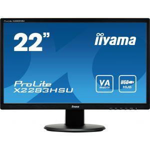 Iiyama ProLite X2283HSU-B1DP Monitor