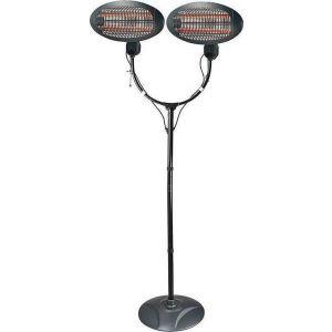 Eurolamp 147-29171 Θερμαντικό Σώμα με Ορθοστάτη