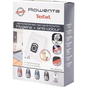 Rowenta ZR200720 Hygiene+ Antiodour Σακούλες Σκούπας