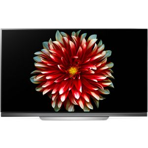 LG 65E7V Smart Τηλεόραση OLED με Δορυφορικό Δέκτη