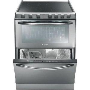 Candy TRIO 9503/1X Κεραμική Κουζίνα Με Πλυντήριο Πιάτων