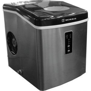 Morris DIM-12145 Παγομηχανή Ασημί