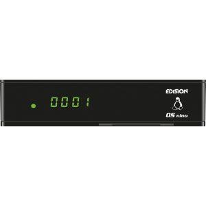 Edision OS Nino DVB-S2 Δορυφορικός Δέκτης
