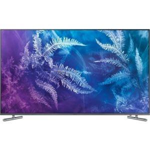 Samsung QE55Q6FAM Smart Τηλεόραση QLED με Δορυφορικό Δέκτη