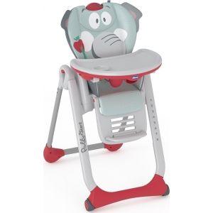 Chicco Polly 2 Start Baby Elephant Κάθισμα Φαγητού (Ρ04-79205-69)