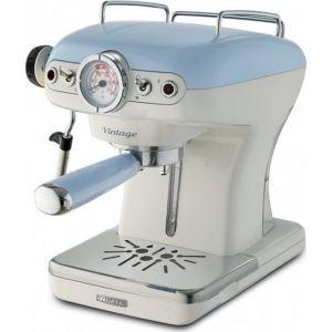 Ariete Vintage Light Blue 1389/15 Καφετιέρα Espresso
