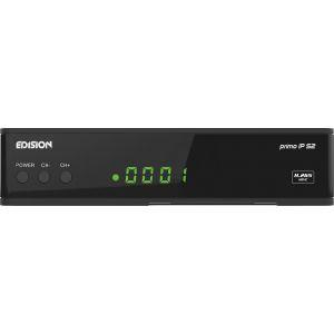 Edision Primo IP S2 Δορυφορικός Δέκτης