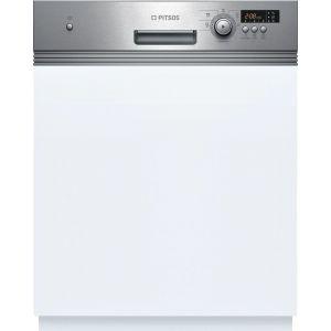 Pitsos DIT5505 Εντοιχιζόμενο Πλυντήριο Πιάτων
