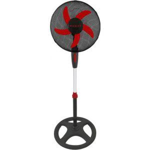 Beper VE.117 Ανεμιστήρας Μάυρος - Κόκκινος  Με Ορθοστάτη