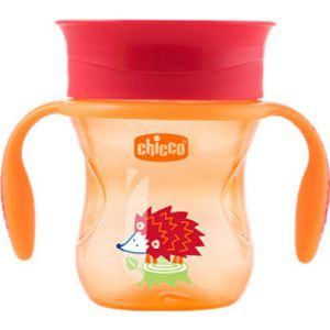 Chicco Perfect Cup 12m+ Πορτοκαλί