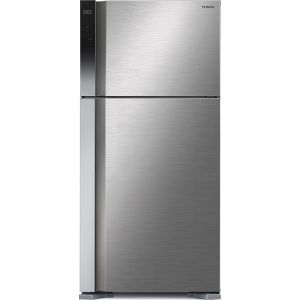 Hitachi R-V660PRU7 BSL Δίπορτο Ψυγείο