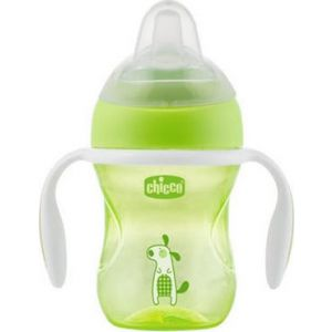 Chicco Transition Cup 4m+ Green