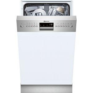 Neff S483C50S2E Εντοιχιζόμενο Πλυντήριο Πιάτων