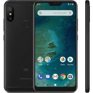 Xiaomi Mi A2 Lite 64GB Dual Sim EU Μαύρο Smartphone