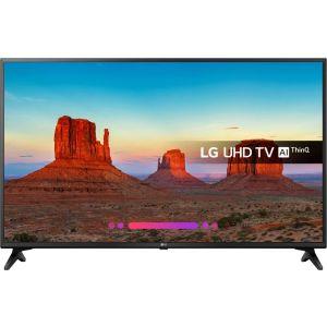 LG 49UK6200 Smart Τηλεόραση LED με Δορυφορικό Δέκτη