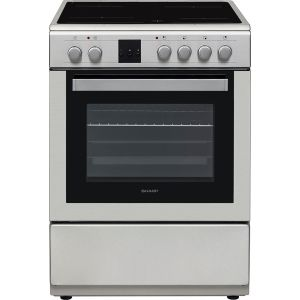 Sharp KF-66FVDD22IM-CH Ηλεκτρική Κεραμική Κουζίνα