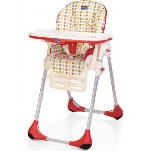 Chicco Polly Easy Red Sunrise Κάθισμα Φαγητού (Ρ04-79187-52)