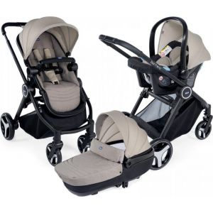Chicco Trio Best Friend Beige Πολυκαρότσι (O09-79146-14)