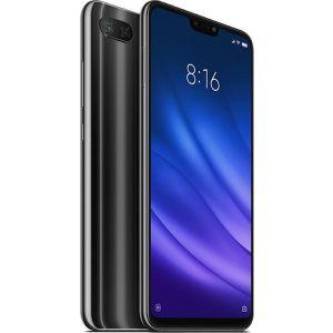 Xiaomi Mi 8 Lite (128GB) Dual Sim EU Μαύρο Smartphone