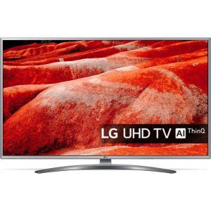 LG 43UM7600PLB Smart Τηλεόραση LED με Δορυφορικό Δέκτη
