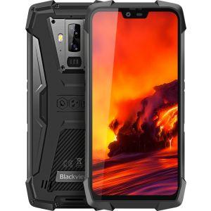 Blackview BV9700 Pro 128GB/6GB RAM DS Grey + Night Vision Camera Smartphone