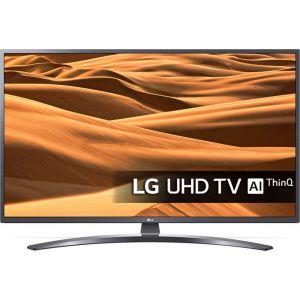 LG 43UM7400PLB Smart Τηλεόραση LED με Δορυφορικό Δέκτη
